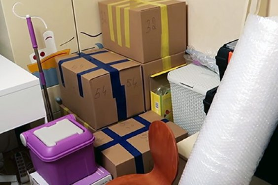 Подготовка к переезду на новую квартиру