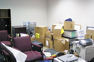 Офисный переезд под ключ