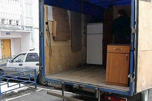 Как выбирать грузовую машину для переезда