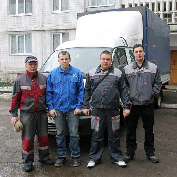 бригада грузчиков для вывоза строительного мусора Тверь