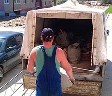 Вывоз строительного мусора и крупногабаритных вещей