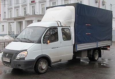 Машина Газель для переезда