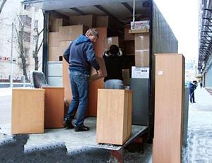 машина для офисного переезда