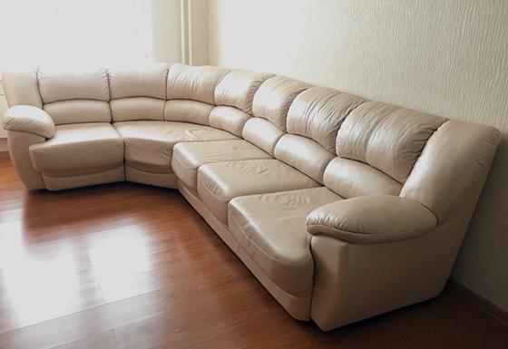 перевозка углового дивана в Твери