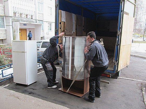 грузчики с машиной для переезда из Твери в Москву